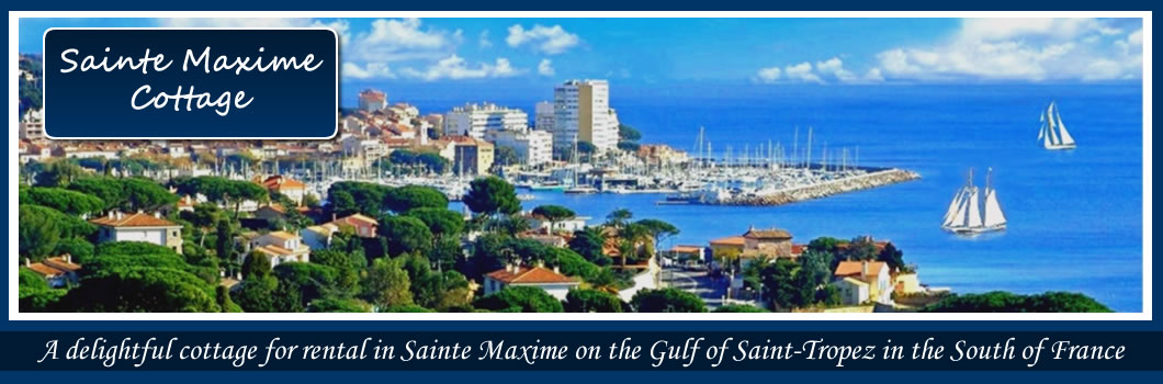 Sainte Maxime Cottage near St Tropez France